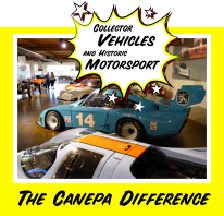 Collector and Historic Motorsport The Canepa Difference Vehicles